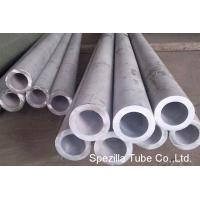 Quality Cold Drawn Stainless Steel Heat Exchanger Tube TP 410 / 410S Stainless Seamless Pipe wholesale