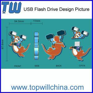 Promotion Custom PVC USB Flash Drive High Quality Best Price Best Service