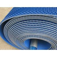 Quality Rough Top Polyurethane Coating Conveyor Belt For Industrial Material Transport wholesale