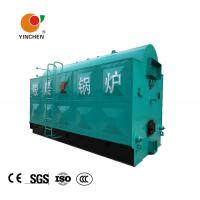 Quality Low Pressure Wood Pellet Steam Boiler For Textile Industry 0.7 -2.5 Mpa wholesale