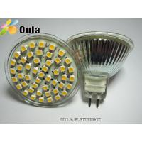 Quality Energy Saving 3W Led Spot Lamps DC 12 V With Quartz Glass, 290 / 300 LM wholesale