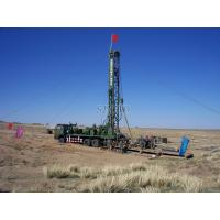 Quality Water Well Drilling Rig With All Itscomponents 73.5KW / 1500rpm SIN300 Truck-mounted wholesale