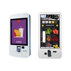 China 32'' Interactive Digital Signage , Restaurant Digital Signage With QR Code Scanner on sale