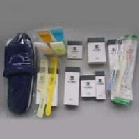 Quality Hotel Amenities/Commodities Kit, Customized Orders are Accepted wholesale