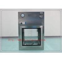 Quality Low Noise Clean Room Equipment / Pass Box Air Shower 380v / 50hz 750w wholesale