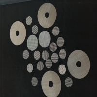 Quality 10-1800 Mesh Filter Disc Used in PP/PS Sheet Extruder And PE/LDPE Film wholesale
