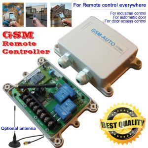 Quality GSM Remote Control (GSM-AUTO) wholesale