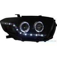 Quality 2008 - 2010 Toyota Highlander LED light bar waterproof and shockproof Hid Headlamps wholesale