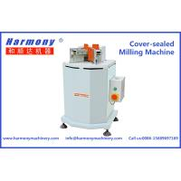 Quality UPVC Profile Sealing Cover Milling Machine wholesale
