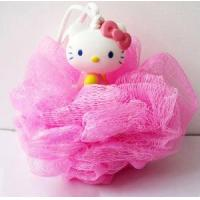 Buy cheap animal mesh bath ball from wholesalers