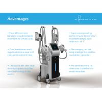 China Forimi CE Approved 100% 4 Handles Cryolipolysis Fat Freezing Machine on sale