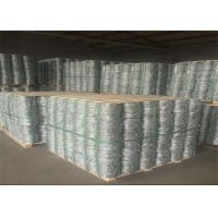 China Fence Hot Dipped Galvanized Security Barbed Wire Roll 25kg / Coil on sale
