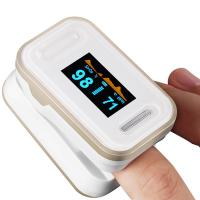 Quality Hospital SPO2 Fingertip Pulse Digital Oximeter With OLED Screen wholesale