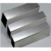 Quality Structure Cold drawn 321 304 Stainless steel welded square pipe / tube welding 2B Polish wholesale