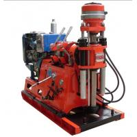 Cheap GXY-2K Spindle Rotary Drilling Rig / Exploration Drilling Torque 2760 N.m for sale