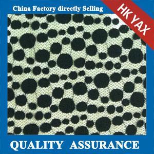 Cheap YAX China supplier China show White cotton lace fabric embroidery,fashion white cotton lace fabric embroidery for sale