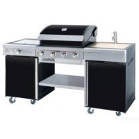Quality Outdoor Grill Bbq Kitchen wholesale