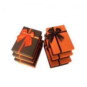 Quality High-End Fashion Custom Printed Art Paper Gift Box wholesale