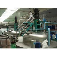 Quality High Efficiency Liquid Detergent Making Machine Environmental Protection wholesale