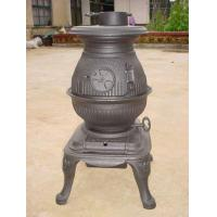China Waterproof Cast Iron Garden Chimney / Cast Iron Wood Burning Stove on sale