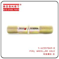 Quality 1-42337069-0 1423370690  ISUZU FVR Truck Chassis Parts Rear Axle Wheel Pin wholesale
