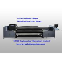 China 3 Phase Power Textile Digital Printing Machines , Fabric Printing Equipment on sale