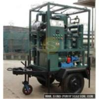 Quality Cost saving. Waste oil recycling machine. Oil Filtration System wholesale
