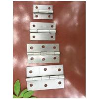 China Bright Color Cast Iron Door Hinges Lightweight High Durability Metal Material on sale