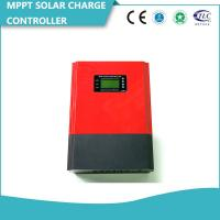Quality MPPT Solar Power Charge Controller Automatic Monitoring Soft LCD Backlight Display wholesale