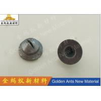 Quality Straight Hole Tungsten Carbide Nozzle With High Accurate Dimension wholesale