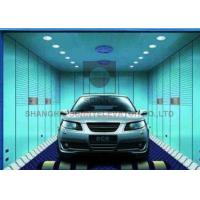 China Sunny Lift Car Elevator Commercial 5 Ton Four Panel Center Door Opening on sale