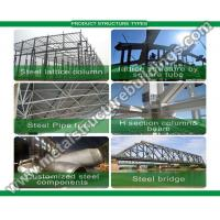 High Strength Steel Frame Structure Steel Building Solutions Rust Proof
