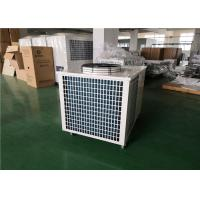 Quality Fan Motor Protection Industrial Spot Cooling Systems / Spot AC 1550m3/H Evaporator Air Flow wholesale