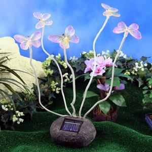 Quality new style crystal ball solar garden light wholesale