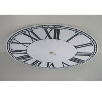 Quality Round Silent Mechanical Wall Clock DIY Art Decorative Clocks For Gift wholesale