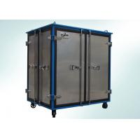 Quality Mobile Transformer Oil Purifier / Oil Filtration Plant With Fully Aluminum Closed Doors wholesale