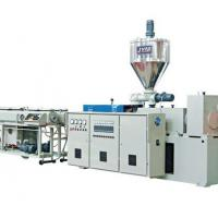 China Expanded Polyethylene Foam Plastic Pipe Extrusion Line With 10 - 60 mm on sale