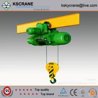 Cheap Attractive and reasonable price CD Model Lifting Monorail Hoist for sale