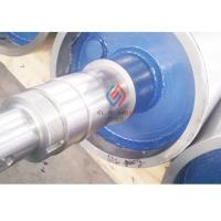 China Rotary Calendar Industrial Heated Rollers For Sublimated Fabric Garment Sportswear for sale