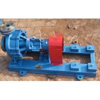 Quality Hot Thermal Oil Pump / Centrifugal Thermal Oil Circulation Pump 350°C wholesale