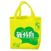 Quality Laminated non - woven Printed  eco friendly Custom Reusable Shopping Bag   wholesale