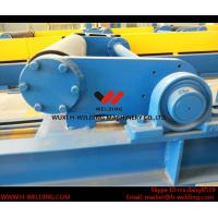 Quality H Beam Line Auto H Beam Assembly Machine With Welder / 1800mm Web Height wholesale