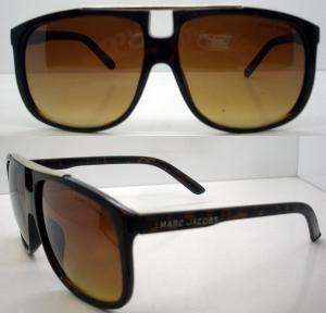 Cheap UV Protection Novel White Plastic Frame Sunglasses , AC / PC for sale
