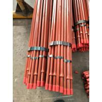 Quality H19 H22 H25 Carbide Tapered Drill Rod Taper Rock Rod With ISO9001 Standard wholesale