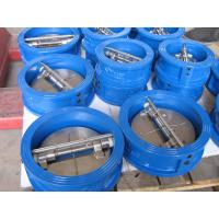 Quality API 609 / ISO 5752 / BS5155 Standard, GGG40 / GGG50 Body Cast Iron Wafer Check Valve wholesale