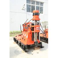 Cheap Portable Engineering Drill Rig Reverse Circulation , Anchor Drilling Rigs for sale