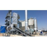 Quality LB-2000 model Asphalt mixing Plant , 0.075mm aggregate 0.7MPA compressor, 5.5kw filler conveyor wholesale