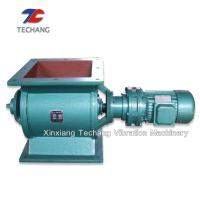 Quality Industrial Rotary Air Lock Valve For Bulk Powder Discharging And Conveying wholesale