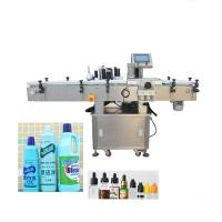 China Electric Driven Type Bottle Labeling Machine For Beverage / Chemical / Commodity on sale