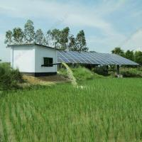 Quality 15HP/11kW Solar Powered Drip Irrigation System With Surface Water Pump wholesale